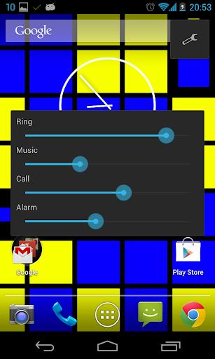 Volume Audio Assistant