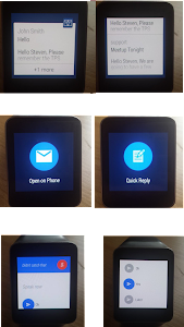 WearMail for Android Wear screenshot 0