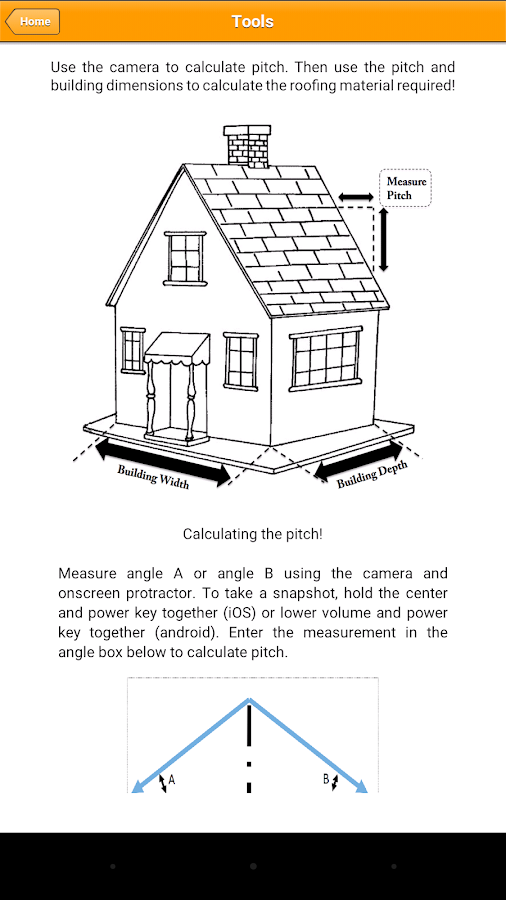 Roofing Safely is NO ACCIDENT- screenshot