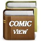 New Comic view(No bottom ads) icon