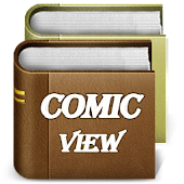 New Comic view(No bottom ads)