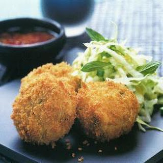 Thai Fish Cakes with Dipping Sauce Recipe