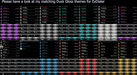 Theme for A.I.type Dusk Aqua v1.3