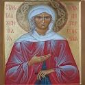 Святая Ксения Петербургская icon