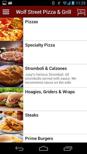 Wolf Street Pizza Grill