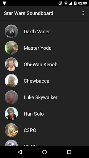 Star Wars Soundboard Donate
