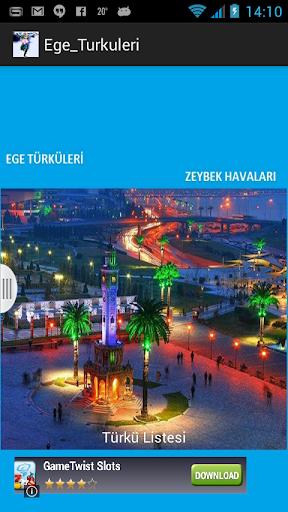 Zeybek Türküleri