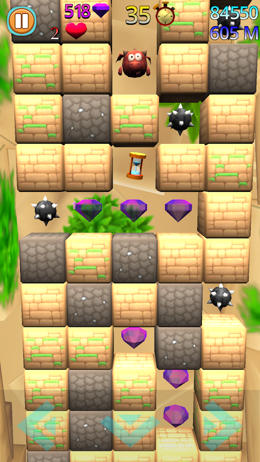 Digging Deep: Tap The Blocks- screenshot