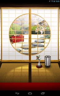 Zen Garden -Spring- LWallpaper - screenshot thumbnail