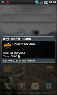 Jelly Planner - screenshot thumbnail