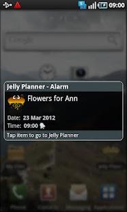 Jelly Planner - screenshot thumbnail