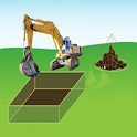 Excavation and BackfillFooting icon