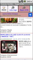 Screenshot of Video Finder