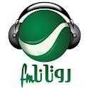 Rotana FM logo