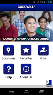 Goodwill Locator - screenshot thumbnail