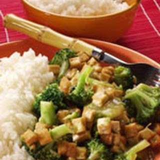 Tjap Tjoi Met Tofu En Broccoli