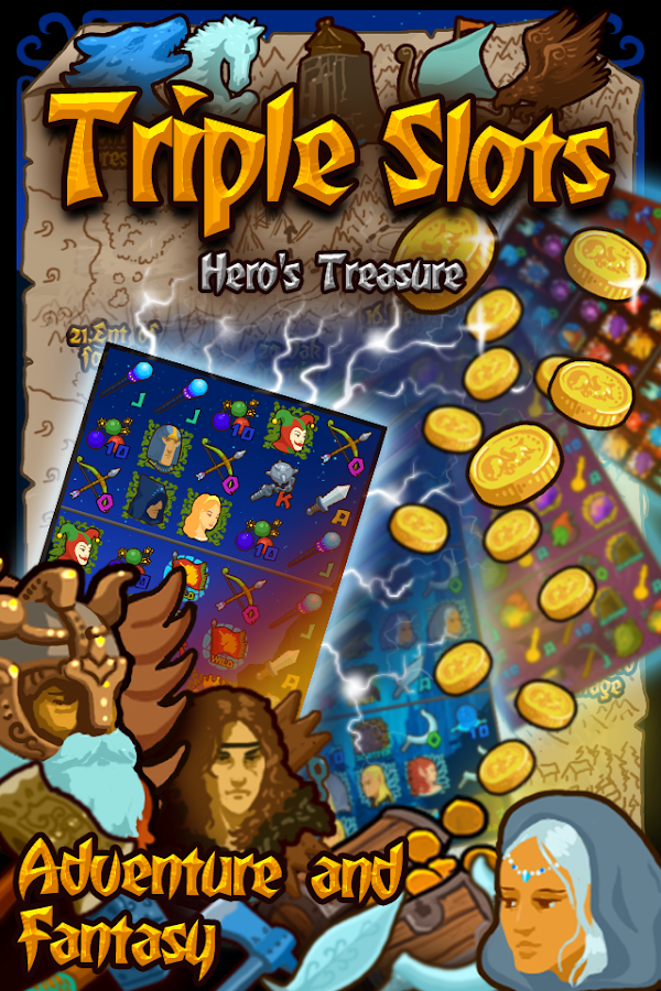Triple Slots - screenshot