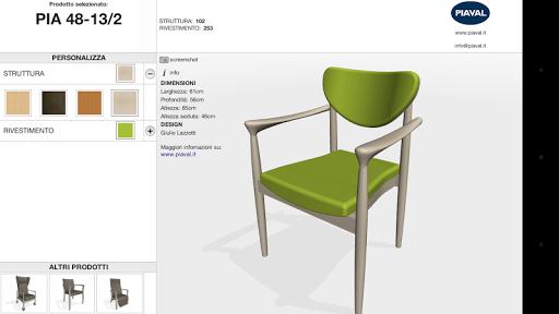 Piaval 3D Configurator