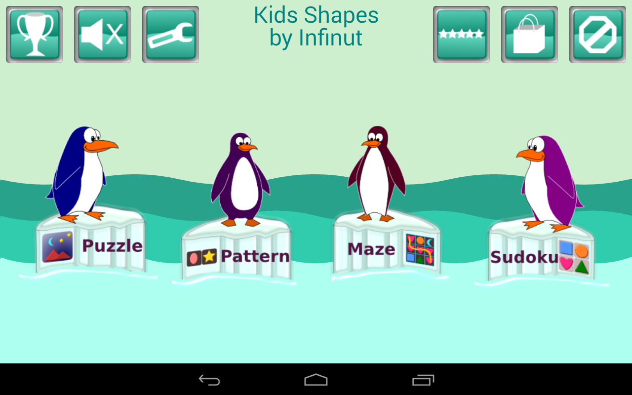 Kids Shapes - screenshot