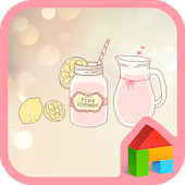 pink lemonade dodol theme