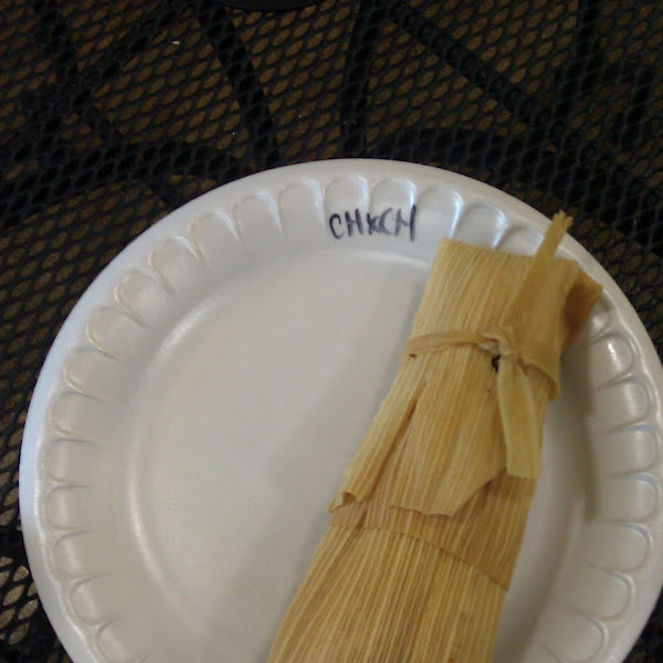 Tamale, they are huge!