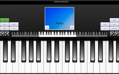 Portable Piano Unlocker