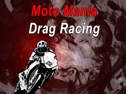 Moto Mania Drag Racing - screenshot thumbnail