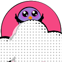 Cute Little Owl Go Launcher icon