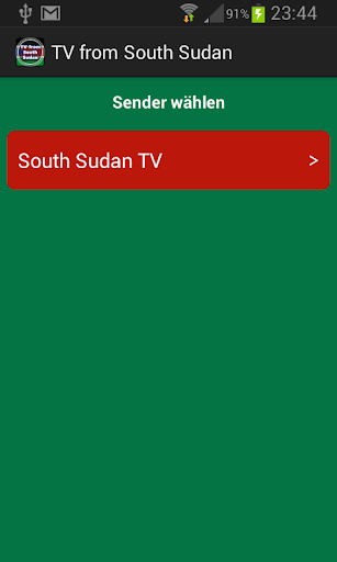 TV from South Sudan