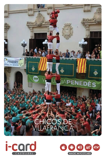 I-Card Castellers
