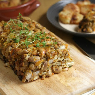 Carrot And Cashew Nut Roast