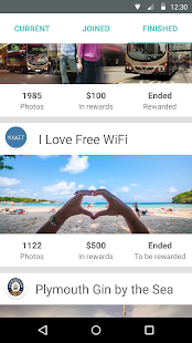 Foap - sell your photos - screenshot thumbnail