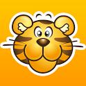 老虎地图-生活导航 icon
