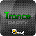 Trance Party by mix.dj logo