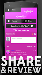 Vibrator Remote Random Chat - screenshot thumbnail