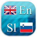 English - Slovenian flashcards icon