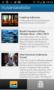 Nusantara Beta - screenshot thumbnail