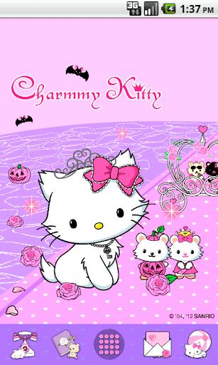 Charmmy Kitty Pink Halloween