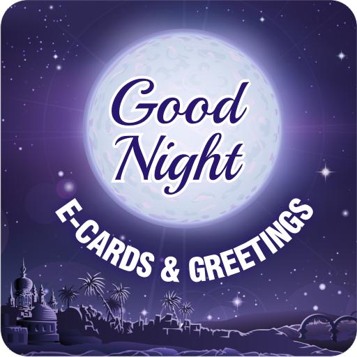 Good Night eCards Greetings LOGO-APP點子