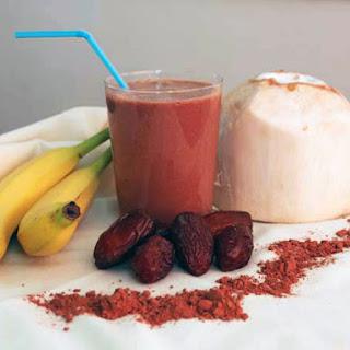 Coconut Banana Smoothie