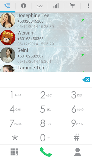 Phone Dialer S