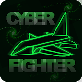 Cyber Fighter: Arcade Game Lit