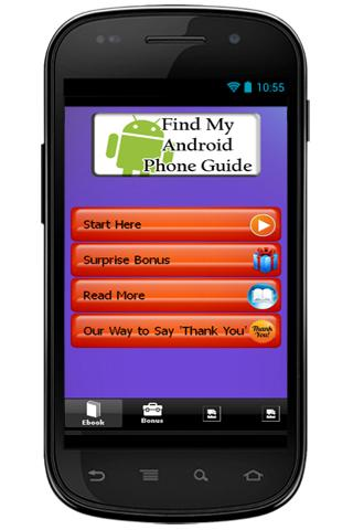 Find My Android Phone Guide