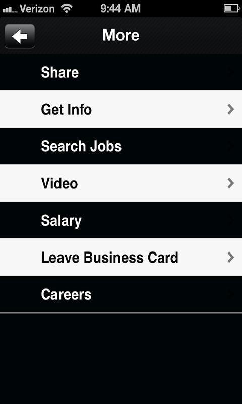 Hotel Jobs Screenshot
