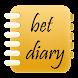 Bet Diary