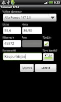 Screenshot of Tankroid