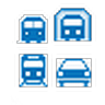 NYC Subway & Transit Status icon