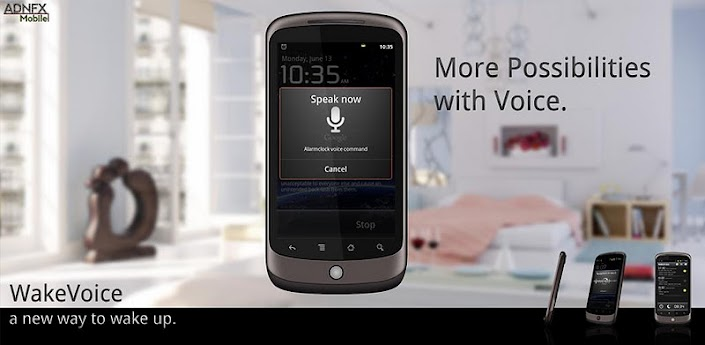 WakeVoice ★ vocal alarm clock v3.4.1