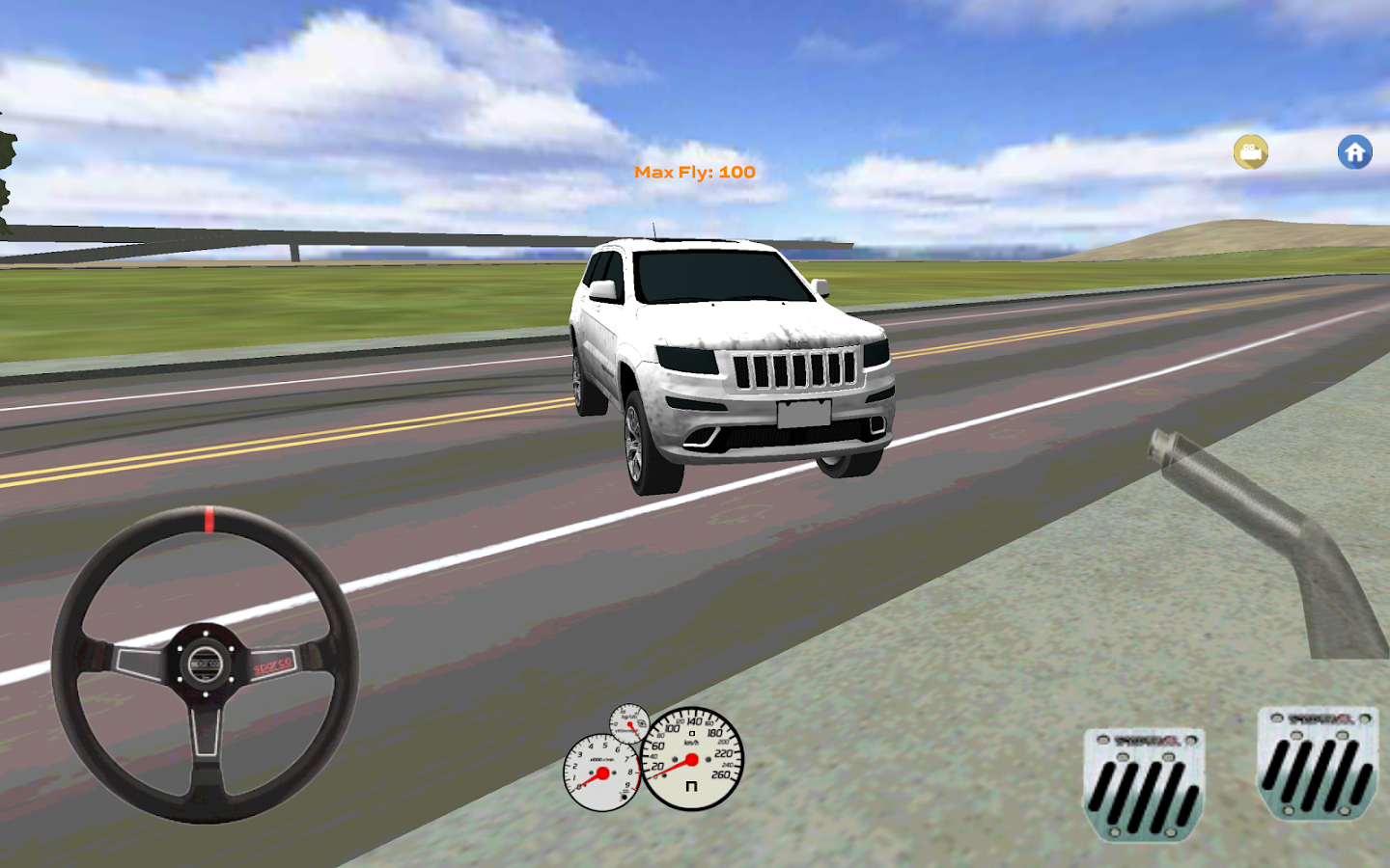 Muscle Car Racing Games Hacked