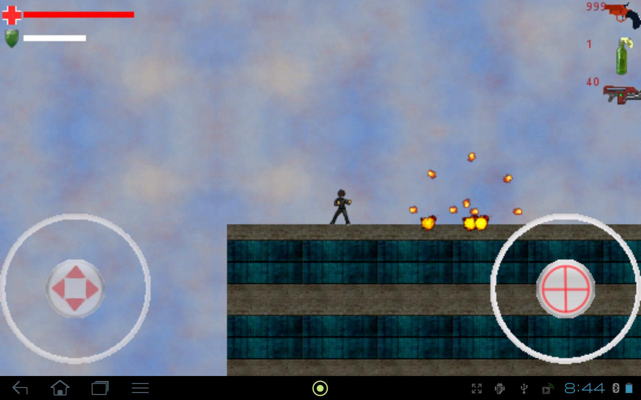 SkyRiot Free - screenshot